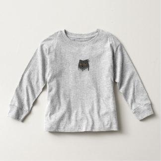 Owl Toddler Long Sleeve T-Shirt