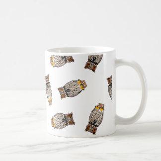 Owl Toss Mug