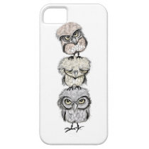 owl totæm iPhone SE/5/5s case