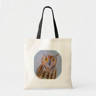 Owl Tote Tote Bag