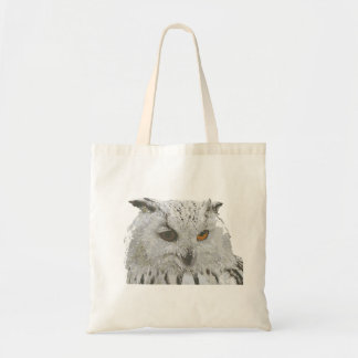 Owl Tote Budget Tote Bag