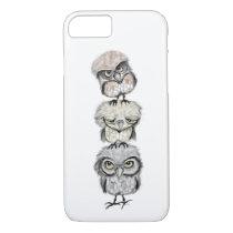 owl totem iPhone 7 case