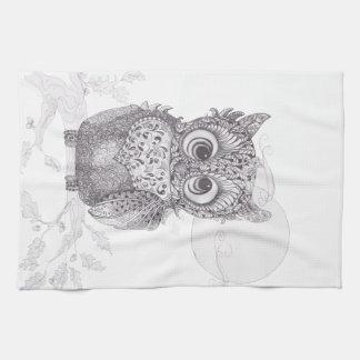 Owl Towel