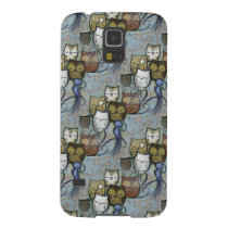 Owl Town Galaxy S5 Cover