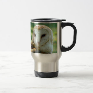 Owl Travel Travel Mug