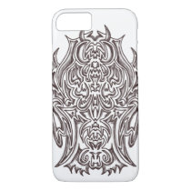 Owl Tribal iPhone 7 Case