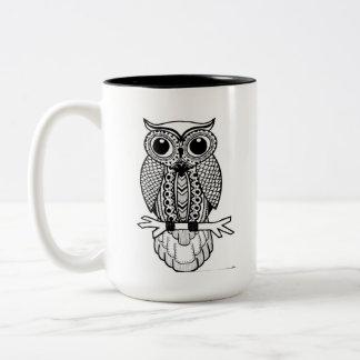 OWL Trust the Universe. Trust The Process MUG