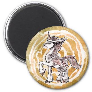 Owl Unicorn Magnet