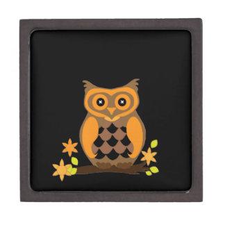 owl waiting for mom love premium keepsake boxes