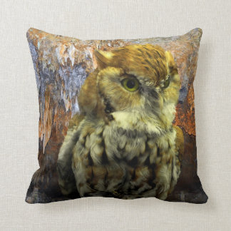 Owl Watch Childrens Story Pillow