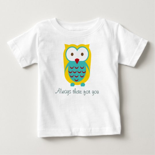 Owl watching inspirational clothing Baby Onsies Baby T-Shirt