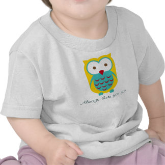 Owl watching inspirational clothing Baby Onsies Tshirts