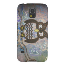 "Owl Whisperer ""Samsung galaxy s5 case"" Case For Galaxy S5"