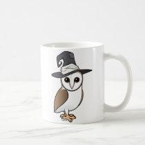 Owl Witch Coffee Mug