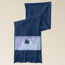 Owl With Mail Scarf