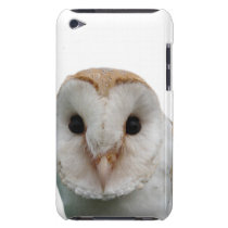 Owl woodland forest animal photo barely there iPod case