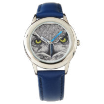 Owl Wristwatch