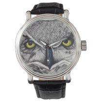 Owl Wristwatch