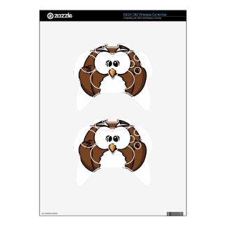 Owl. Xbox 360 Controller Skin