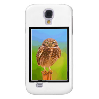 Owl - You Lookin' at Me? Galaxy S4 Case