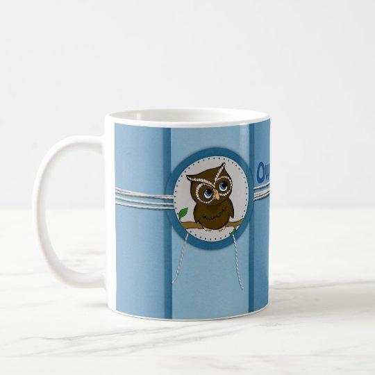 Owl You Need is LOVE Coffee Mug