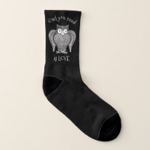 Owl you Need Socks