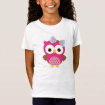 Owl/Youth Shirt