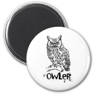 Owler Magnet