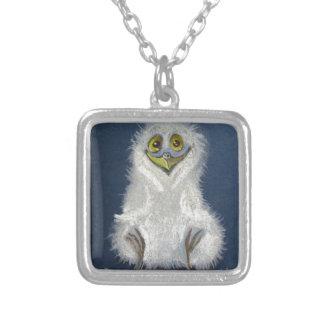 Owlet divertido - pájaro de bebé grimpola