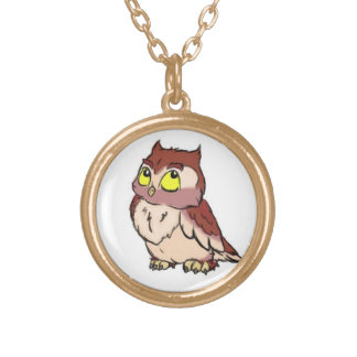 Owlet Pendant