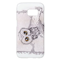 Owlet phone case