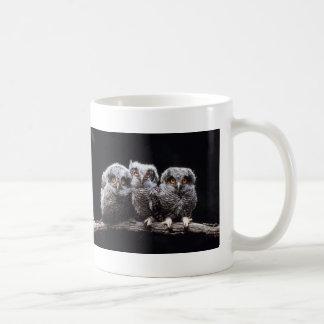Owlet Trio Coffee Mug