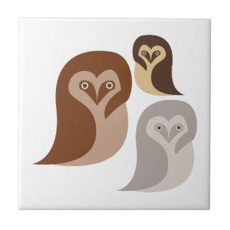 Owlets Tile