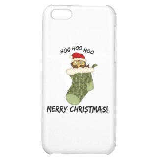 OwlHooHooChristmas iPhone 5C Cases