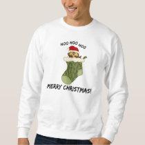 OwlHooHooChristmas Sweatshirt