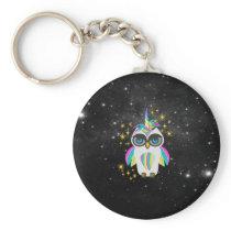 OWLicorn Keychain