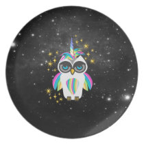 OWLicorn Plate