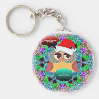 Owliday Magic gifts Keychains