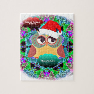 Owliday Magic gifts Puzzle