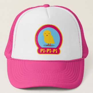 OWLIE BOO - Chick Trucker Hat