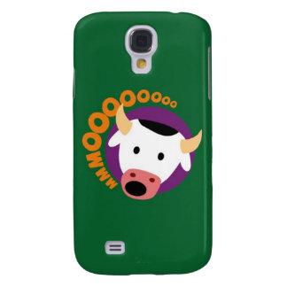 OWLIE BOO - Cow Galaxy S4 Cover
