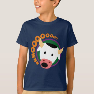 OWLIE BOO - Cow T-Shirt