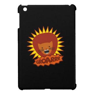 OWLIE BOO - Lion iPad Mini Cover