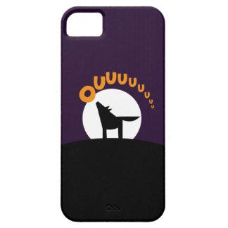 OWLIE BOO - Wolf iPhone 5 Case
