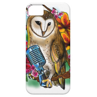 Owlie iPhone SE/5/5s Case
