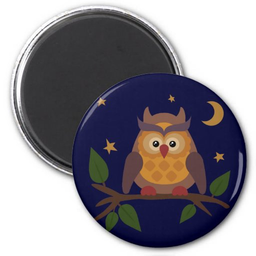 Owlie Magnets