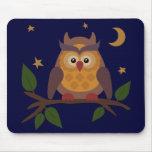 Owlie Mouse Pad
