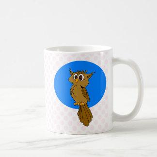 Owlie Owl Coffee Mug