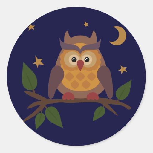 Owlie Etiquetas