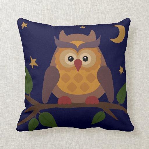 Owlie Pillows